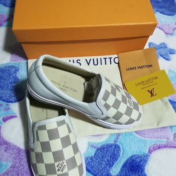 LV  Girls Boys shoes Children boots Baby Sandle Toddler Kids Child Fashion Casual Sneakers Sport Shoes