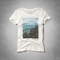 Take Chances Graphic Tee