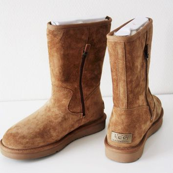 UGG 401889 Boots PIERCE Size 5 6 7 8 9/36 37 38 39 40 Brown