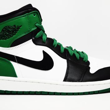 KUYOU Air Jordan 1 Retro High DMP Boston Celtics
