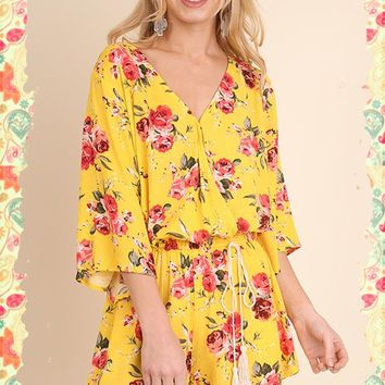 A-Cording to You Romper