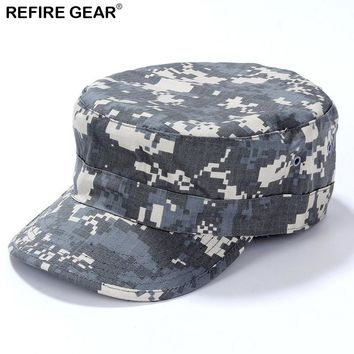 420c432b58e ReFire Gear Outdoor Camouflage Camping Cap Men Conceal Hunting C