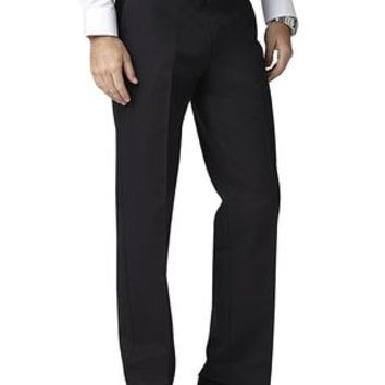 Dockers Signature Khaki Pants, Classic Fit - Black - Men's