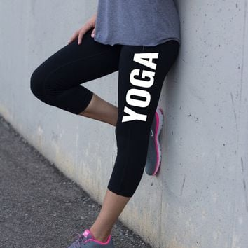 Yoga Training Leggings for Women