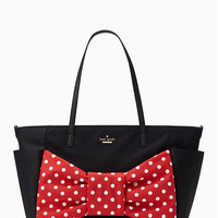 kate spade new york for minnie mouse betheny baby bag | Kate Spade New York