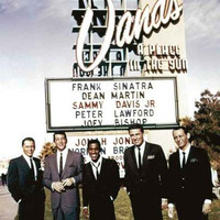 Rat Pack Sands Hotel Poster 11x17