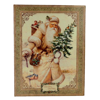Christmas Christmas Greetings Box Christmas Decor