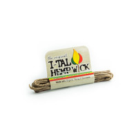 Organic Hemp Wick by I-Tal - Small