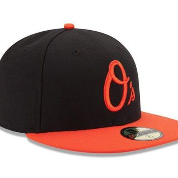 Baltimore Orioles Authentic On Field Alternate 59FIFTY