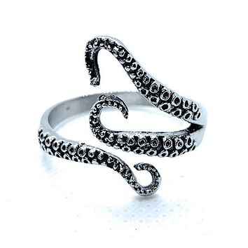 Octopus Tentacles Ring (738)