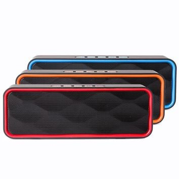 Wireless outdoor bluetooth audio box SC211 mobile phone intelligent mini sound