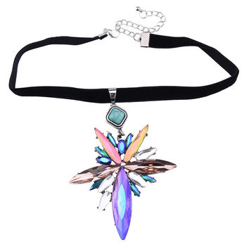 Star Gazed Choker Necklace