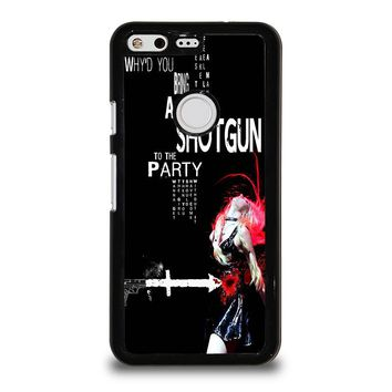 THE PRETTY RECKLESS QUOTES Google Pixel Case Cover