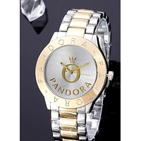 PANDORA 2019 new personality wild quartz watch