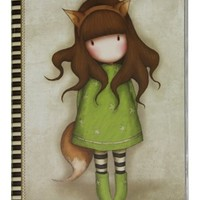 Santoro Gorjuss The Fox A5 Stitched Notebook - Buy Online at Grindstore.com