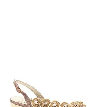 Adrianna Papell 'Daisy' Embellished Sandal (Women) | Nordstrom