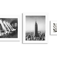 New York Collection, Photographs