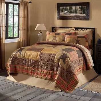 Stratton California King Quilt