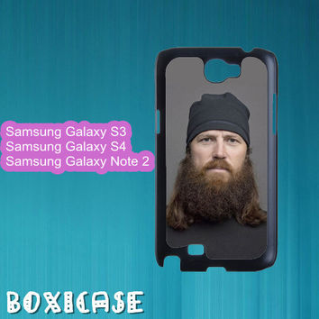 Duck Dynasty--Samsung Galaxy S3 Case,Samsung Galaxy S4 Case,Samsung Galaxy Note 2 Case,in plastic