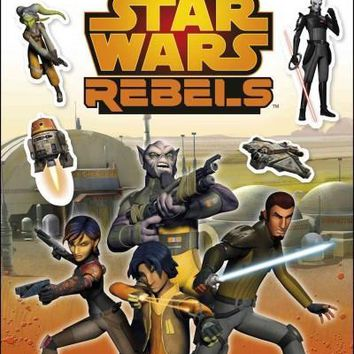 Star Wars Rebels (Ultimate Sticker Collection)