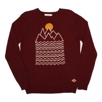 Altru Apparel Mountains and Sun Sweater (Only XL)