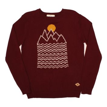 Altru Apparel Mountains and Sun Sweater (Only XL & 2XL)