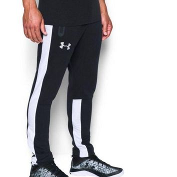 ICIKHI2 UNDER ARMOUR Women Men Lover Casual Pants Trousers Sweatpants Tagre-
