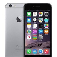 APPLE IPHONE 6 16GB SPACE GRAY T-MOBILE METRO PCS SIMPLE (STRAIGHT TALK TMOBILE)
