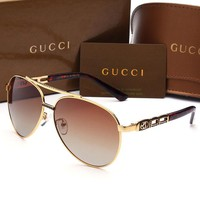 GUCCI Fashion Popular Sun Shades Eyeglasses Glasses Sunglasses B-A50-AJYJGYS