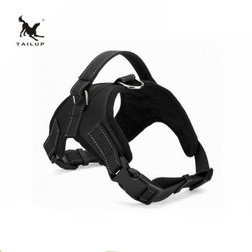 Reflective Pet Dog Harness Padded Soft Comfort Dog Collar