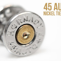 Bullet Shell Tie Tack [Various Calibers]