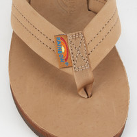 RAINBOW Single Layer Girls Sandals | Sandals