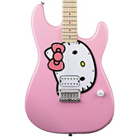 Fishbone PINK Strat 2013 Black or Pink Hello kitty