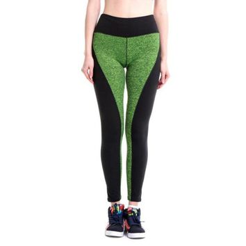 2017 yoga leggings Women Sports Trousers leggings workout running Athletic Gym Yoga Pants Fitness suit for women Joggers C1364