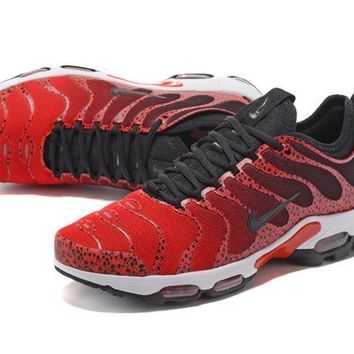 Nike Air Max Plus Tn Red Black 36 46