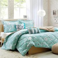Intelligent Design Molly Comforter Set|Designer Living