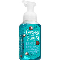 COCONUT & GINGERGentle Foaming Hand Soap