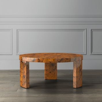 Tortoise Penshell Coffee Table