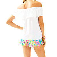 La Fortuna Off The Shoulder Top | 25084 | Lilly Pulitzer