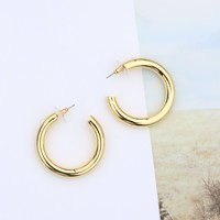 Dylan Skye Thick Hoops