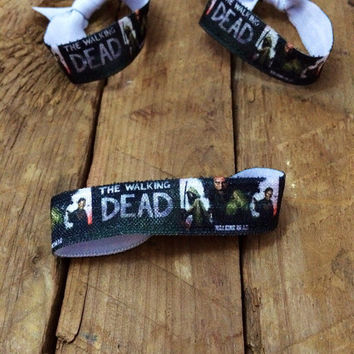 The Walking Dead HairTie/Bracelet