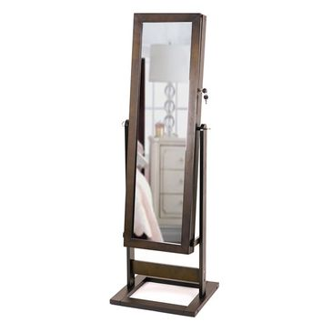 Hives & Honey Trinity Cheval Jewelry Mirror Armoire | Overstock.com Shopping - The Best Deals on Bedroom Accents