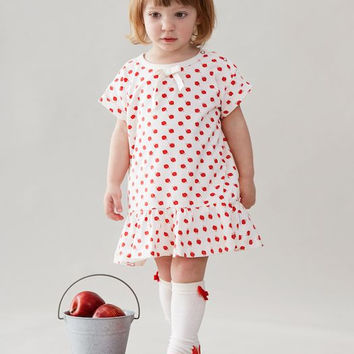 Red Apple Organic Summer Dress