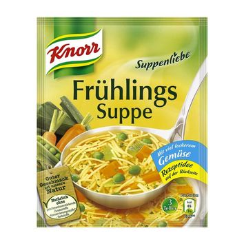 Knorr - Suppenliebe Spring Soup, 2.1 oz.