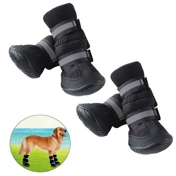 Dog Anti Slip Snow Boots