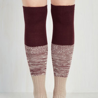 Vintage Inspired Section Leader Thigh Highs Size OS by ModCloth
