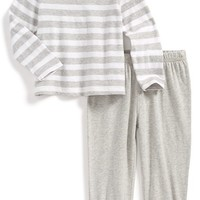 Infant Boy's Nordstrom Baby Stripe Long Sleeve T-Shirt & Pants
