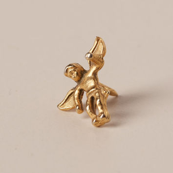 Vintage Guardian Angel Pin