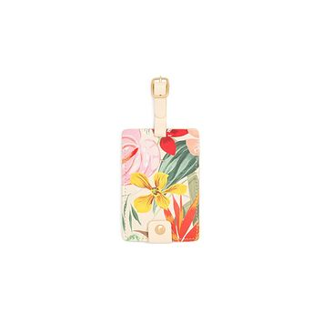 ban.do getaway luggage tag - paradiso