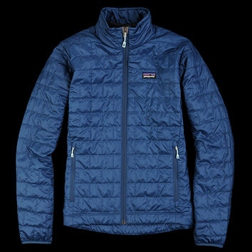 UNIONMADE - Patagonia - Nano Puff Jacket in Glass Blue